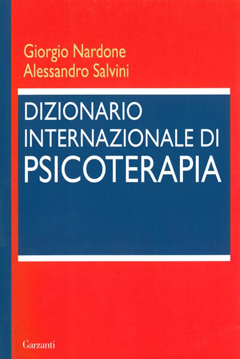 Dizionario internazionale psicoterapia