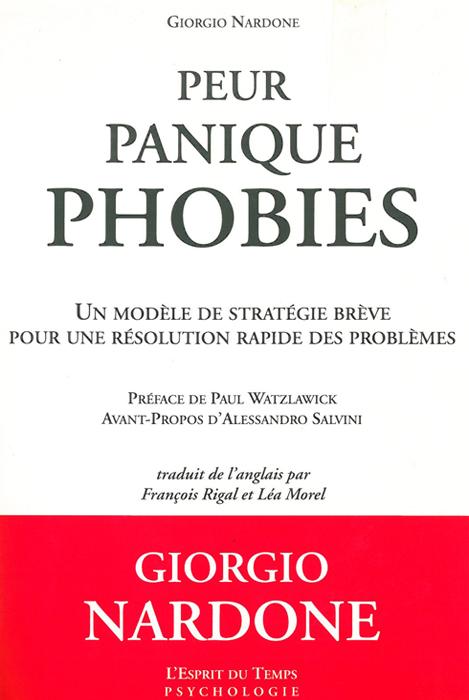 Peur panique phobies