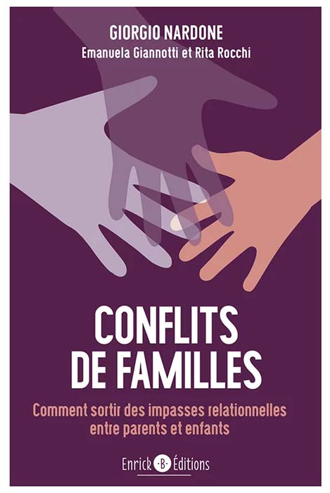 Conflits de Familles - Giorgio Nardone