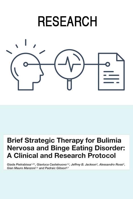 Immagine ricerca - Centro Terapia Strategica