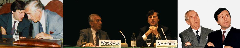 Storia Paul Watzlawick e Giorgio Nardone